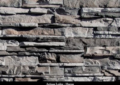 Artisan Ledge Manufactured Stone Huron