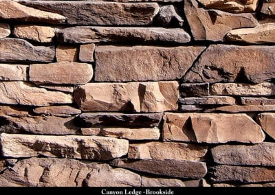Canyon Ledge Stone Veneer Brookside
