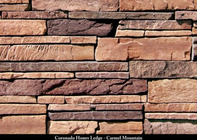 Coronado Honey Ledge Stone Veneer Carmel Mountain