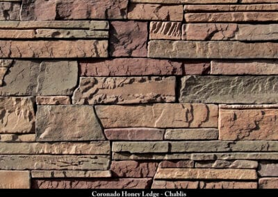 Coronado Honey Ledge Stone Veneer Chablis