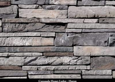 Coronado Honey Ledge Stone Veneer Huron