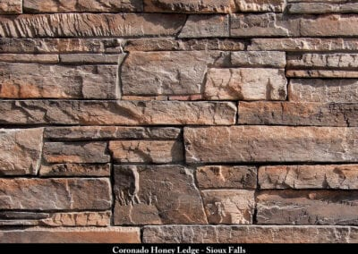 Coronado Honey Ledge Stone Veneer Sioux Falls