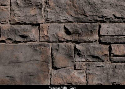 Venetian Villa Manufactured Stone Grey