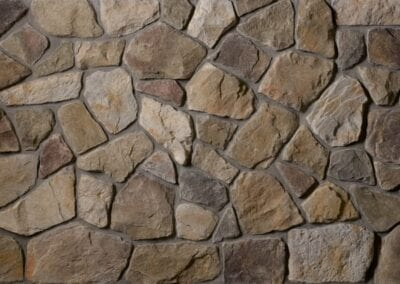 CS33 - Bucks County - Dressed Fieldstone