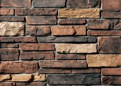 CS12 - Red Rock - Country Ledgestone