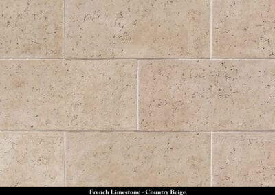 French Limestone Stone Veneer Country Beige