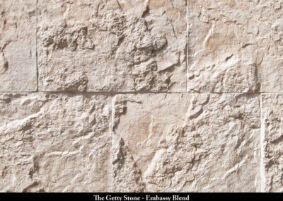 Getty Stone Stone Veneer Embassy Blend