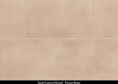 Sand Canyon Honed Stone Veneer Desert Beige