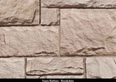 Santa Barbara Manufactured Stone Brookshire
