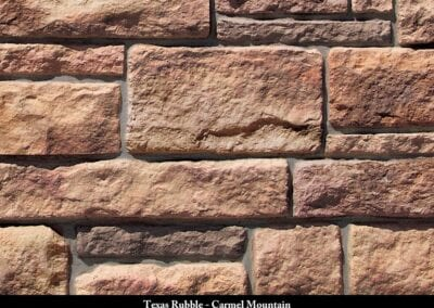 Texas Rubble Manufactured Stone Carmel Mountain